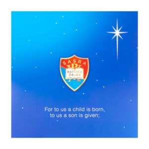 Christmas Card - Star (front)