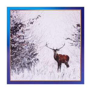 Christmas Card - Stag (front)