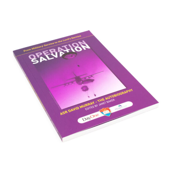 Operation Salvation book