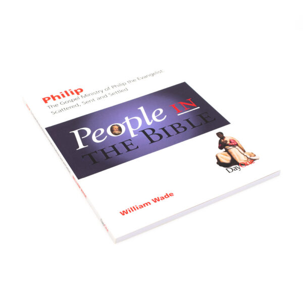 People in the Bible: Philip book