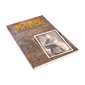 Rough Journal of Army Scripture Reader H Wisbey book