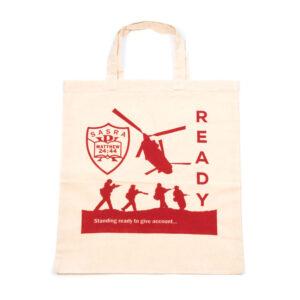 SASRA Canvas Bag