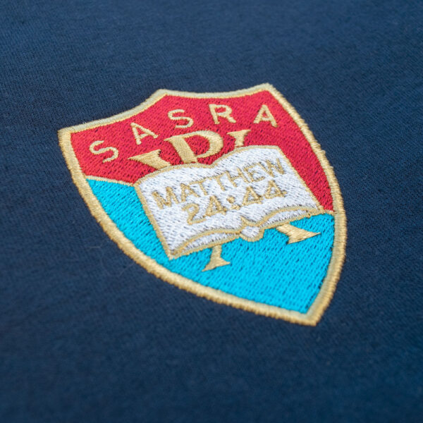 SASRA Sweatshirt embroidered logo