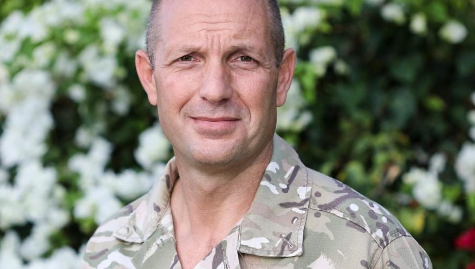 Major General RJ Thomson CBE DSO