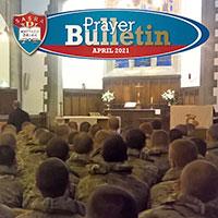 Prayer Bulletin image