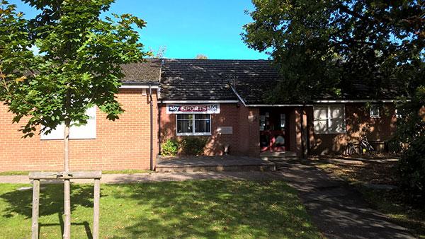 The Jackoson Club building